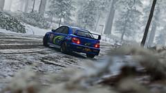 2004 impreza 13 (Keischa-Assili) Tags: 2004 subaru impreza wrx sti blue rally car snow forza horizon 4 4k uhd screenshot wallpaper photo