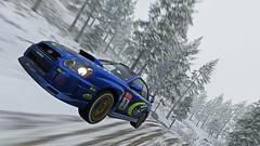 2004 impreza 6 (Keischa-Assili) Tags: 2004 subaru impreza wrx sti blue rally car snow forza horizon 4 4k uhd screenshot wallpaper photo