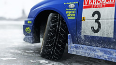 2004 impreza 4 (Keischa-Assili) Tags: 2004 subaru impreza wrx sti blue rally car snow forza horizon 4 4k uhd screenshot wallpaper photo