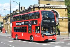 YX67 VBC (12426) Stagecoach London (hotspur_star) Tags: londontransport londonbuses londonbus londonbuses2019 alexanderdennisltd enviro400hmmc tfl transportforlondon hybridbus hybridtechnology busscene2019 doubledeck stagecoachlondon yx67vbc 12426 56