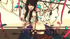 † MXI † (BillitaUnderZone) Tags: momochuu pinkhustler ph starsugar cute virtual blogger bento newreleases new mesh maitreya lights girl fashion secondlife sl avatar post event woman