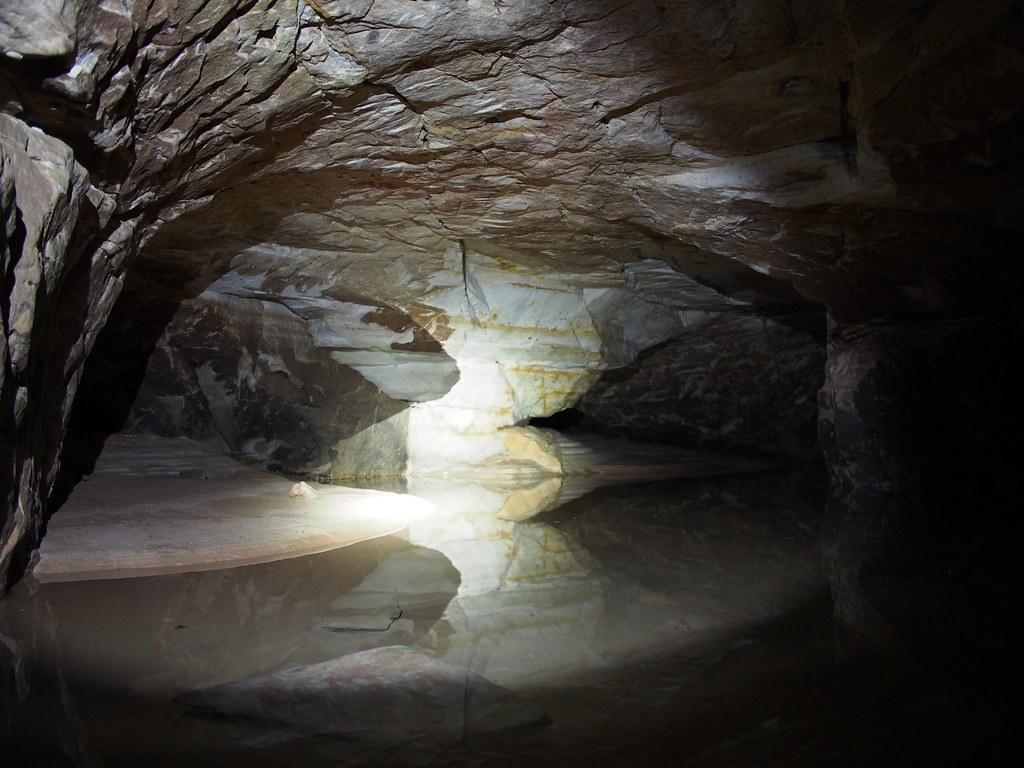 фото: Саблинские пещеры