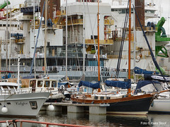 TT Vasumweg 18-8-19 (k.stoof) Tags: amsterdam noord ttvasumweg marina haven harbour ships shipyard