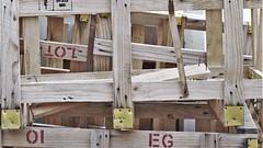 Broken Pallets (rajeshdas.emailweinheim) Tags: tamron canon eos7d abstrakt abstract palette holz wood pallets