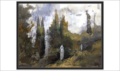 BECEITE-PINTURA-BESSEIT-SANTUARIOS-ESPIRITUALIDAD-PAISAJES-HISTORIA-MATARRAÑA-MATARRANYA-TRADICIONES-PINTURAS-PINTOR-ERNEST DESCALS (Ernest Descals) Tags: beceite santuarios sanctuary santuario santuaris paisatges paisatge landscaping landscape paisajes paisaje misticos mistica besseit teruel matarranya matarraña aragon españa spain lugares cipreses montaña espiritualidad espirituales atardecer sunset art arte artwork paint pictures torres pintura pinturas cuadros cuadro quadres pintures pintor pintores pintors painter painters paintings painting towers tradiciones spirituality historia history ernestdescals viajar pintar pintando pintant plastica artistes artistas plasticos comarcas comarca village pueblos pobles pueblo poble