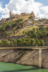 Spain - Cordoba - Iznajar [EXPLORED 2019-Ago-19] (Marcial Bernabeu) Tags: marcial bernabeu bernabéu europe europa south sur spain spanish andalusia andalucia andalucía andalusian cordoba córdoba iznájar iznajar bridge puente water agua castle castillo