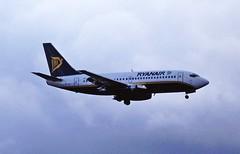 Photo of EI-GJD B737-200 Ryanair BHX 07-04-94