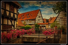 Quedlinburg_Saxony-Anhalt_UNESCO_DE (ferdahejl) Tags: quedlinburg saxonyanhalt unesco de dslr canoneos800d canondslr