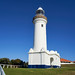Norah Head Lighthouse, sth of Newcastle, NSW - blt. 1903