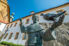 Mariahilfberg Amberg (P.Höcherl) Tags: 2019 nikon d800 samyang walimexpro 14mm uww amberg bayern oberpfalz deutschland germany bavaria upperpalatinate church kirche sculpture skulptur