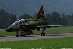 Swedish Air Force // Saab Viggen (SUIspotter) Tags: airplane flugzeug airshow flugshow jet