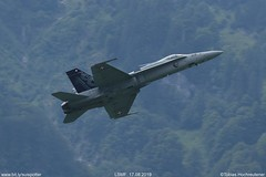 Swiss Air Force // J-5018 // McDonnell Douglas F/A-18 Hornet (SUIspotter) Tags: airplane flugzeug airshow flugshow jet