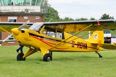 Photo of G-ROVA AeroExpo Wycombe Air Park 15 June 2019