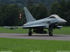 German Air Force // 31+44 // Eurofighter Typhoon (SUIspotter) Tags: airplane flugzeug airshow flugshow jet