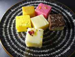 Assorted Burfi (Tony Worrall) Tags: images photos photograff things uk england food foodie grub eat eaten taste tasty cook cooked iatethis foodporn foodpictures picturesoffood dish dishes menu plate plated made ingrediants nice flavour foodophile x yummy make tasted meal nutritional freshtaste foodstuff cuisine nourishment nutriments provisions ration refreshment store sustenance fare foodstuffs meals snacks bites chow cookery diet eatable fodder ilobsterit instagram forsale sell buy cost stock assorted burfi asian sweet sugar pudding dessert