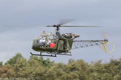 2-LOUD - 1970 build Aerospatiale SA.318C Alouette Astazou, inbound to Barton down the active (egcc) Tags: 2loud 2138 a79 aerospatiale alouette astazou barton cityairport egcb hawkz helicopter lightroom manchester ola79 sa318c alouetteii
