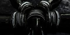 My Nightcaps. Not open ... yet. HMM! (Uup115) Tags: bokeh aperitivodigestivo aromaticspirit italiantypeofamaro fratellibrancadistillerie minibottle canon hmm fernet closeup bitter fratellibranca digestif bw fernetbranca macro canonpowershotgx5 blackwhite closed macromondays