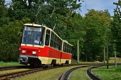 Tatra KT4D #001 Prototyp ViP Potsdam Poczdam (3x105Na) Tags: tram tramwaj strassenbahn strasenbahn przejazdspecjalny przejazd sonderfahrt deutschland germany niemcy