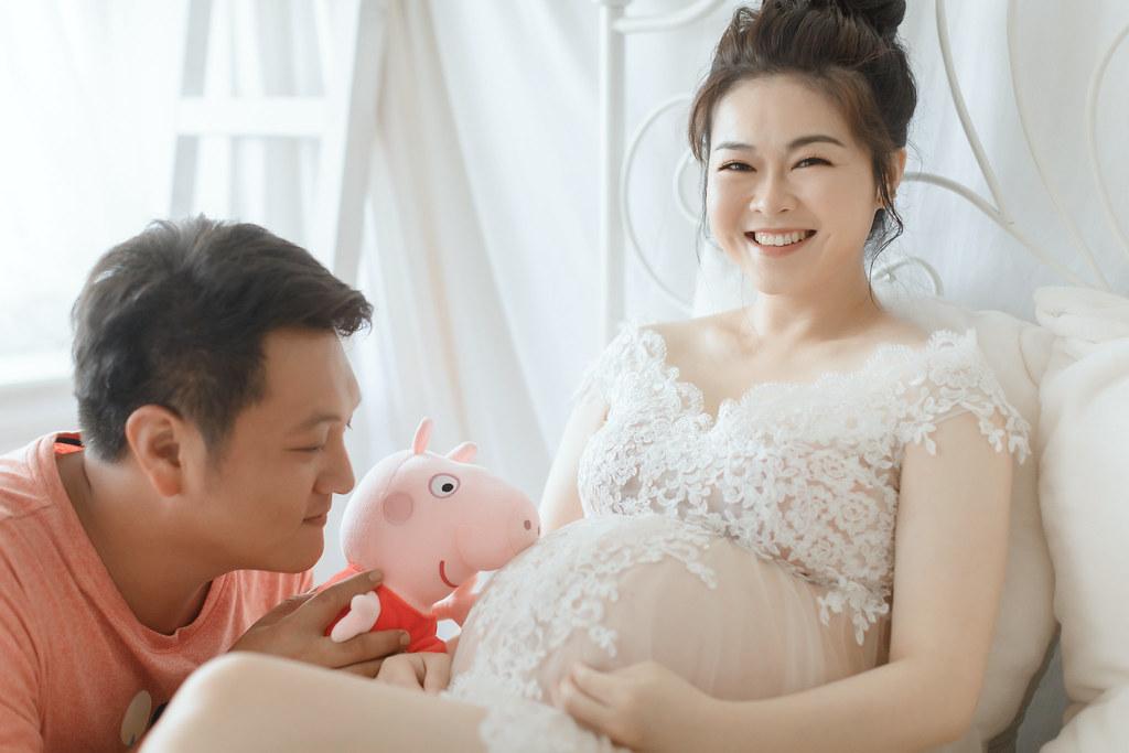 台南孕婦寫真|溫柔婉約的孕婦寫真,也能將你的文青氣質展現出來