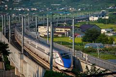 Olympic TOKYO2020 (E7 Series Train Set F7) (yamakox) Tags: f7
