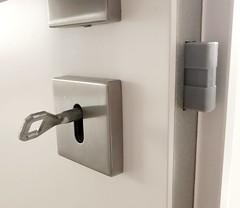 Hmm - the locks are closed (xtrahotbandito) Tags: hmm macromondays hm mm closed locks