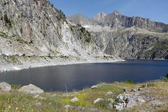 Lac de Cap-de-Long (Hautes-Pyrénées) (bernarddelefosse) Tags: capdelong lac hautespyrénées occitanie france