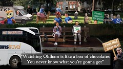 Tweeted picture: Watching Latics is like a box of chocolates (Diego Sideburns) Tags: oldhamathletic boundarypark latics abdallahlemsagam fitproperperson