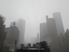 2019 Rainy Sunday Afternoon Hells Kitchen Clinton 8191 (Brechtbug) Tags: 2019 rainy sunday afternoon hells kitchen clinton near times square broadway nyc 08182019 new york city midtown manhattan rain shower summer august storms showers downpour deluge wet drops drop dropping down weather building fog like foggy hell s nemo southern view soaker soak soaking