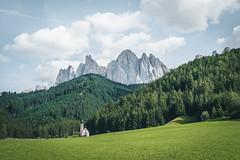 Chiesetta di San Giovanni, Val di Funes