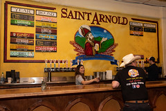 Saint Arnold Brewing hosted the Throwdown (houstonfoodie) Tags: bbq barbecue houston saintarnoldbrewing