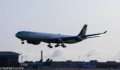 D-AIHH Lufthansa Airbus A340-642 (Niall McCormick) Tags: dublin airport eidw aircraft airliner dub aviation daihh lufthansa airbus a340642 a346