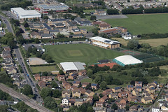 Photo of Hunts and District Cricket Club aerial image