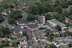 Photo of Huntingdon Community Fire & Rescue Station aerial image
