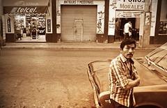 Oaxaca street shot (Harry Szpilmann) Tags: oaxaca people portrait streetphotography mexique mexico sepia