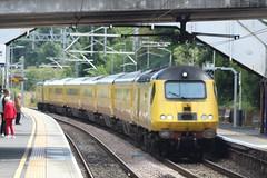 POLMONT 43014 RAILWAY OBSERVER, 43062 JOHN ARMITT (johnwebb292) Tags: polmont diesel hst class 43 nmt networkrail 43014 railwayobserver 43062 johnarmitt