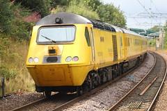 POLMONT 43062 JOHN ARMITT (johnwebb292) Tags: polmont diesel hst class 43 nmt networkrail 43014 railwayobserver 43062 johnarmitt