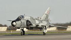 Su-22M4 (kamil_olszowy) Tags: su22m4 8101 fitter fighter bomber polish air force siły powietrzne rp poznań krzesiny epks mlu grey су22м4 sukhoi сухой ввс польши