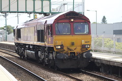 CAMELON 66129 (johnwebb292) Tags: camelon diesel class 66 66129 ews