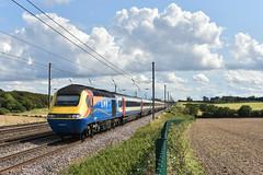 43047 - Ayres End - 1D43 (richa20002) Tags: east midlands railway emr hst class 43 high speed train mml midland mainline