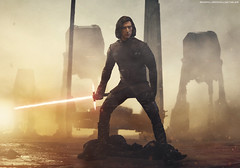Hot Toys The Last Jedi Kylo Ren (dorklordcollectibles) Tags: hottoys actionfigure toy onesixth onesixthscale toyphotography sonya6000 a6000 starwars kyloren adamdriver thelastjedi