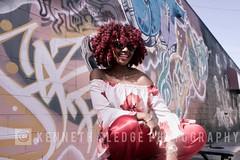 Fashion Portrait (Kenny Sledge) Tags: new beauty upload idea clothing aperture modeling chocolate silk style hiphop blackbeauty beginner 4k michigan detroit easternmarket