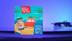 Jazz in a Summer Day Trip - August 19th (Various Artists 10 tracks Compilation) (Lounge Sensation TV) Tags: jazz music chill lounge blues soul youtube sensation tv