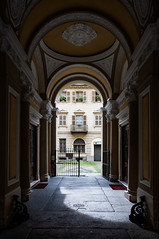 "Ingresso Palazzo Torinese (fabrizio_buoso) Tags: torino piemonte nikonclubit ""nikonflickraward"" palazzi visitpiedmontitaly lacittàmetropolitanaditorinovistadavoi"