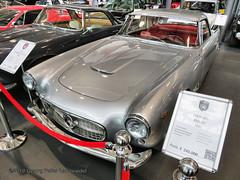 Maserati 3500 GT, 1960 (linie305) Tags: köln rheinland cologne deutschland germany nrw nordrheinwestfalen motorworld car cars auto autos automobil kfz kraftfahrzeug radfahrzeug fahrzeug vehicle oldtimer oldtimers old vintage classic carshow carmeeting worldcars italian maserati 3500gt 1960