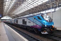 UK class 68 (onewayticket) Tags: dieselelectric trains transport loco locomotive tpe transpennineexpress railway nova3