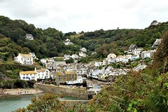 Polperro, Cornwall (Peter Denton) Tags: england history landscape cornwall village harbour southcoast polperro westcountry smuggling canoneos100d ©peterdenton pilchard