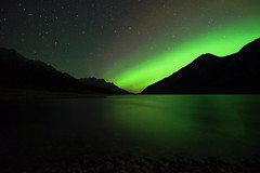 aug 31,2016 spray lakes kananaskis (Christy Turner Photography) Tags: nightscape nightskies nightphotography auroraborealis northernlights alberta nights