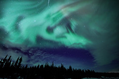 22681091717_d8a0b30d9b_o (Christy Turner Photography) Tags: nightscape nightskies nightphotography auroraborealis northernlights alberta nights