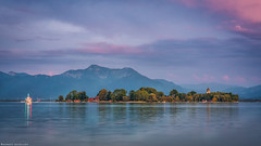 A beautiful island in the Bavarian Sea. (Robert Schüller) Tags: fraueninsel frauenchiemsee chiemsee upper bavaria bavarian sea monastery frauenwörth island