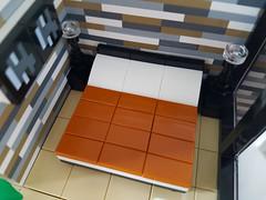 Dune House MOC. Bed. (betweenbrickwalls) Tags: afol moc lego bed bedroom interior interiordesign home furniture design